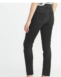 Old Navy High Rise Perfect Straight Jeans